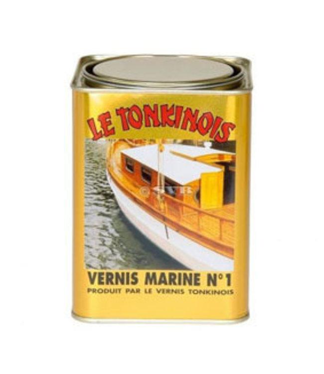 Le Tonkinois Vernis Marine N1