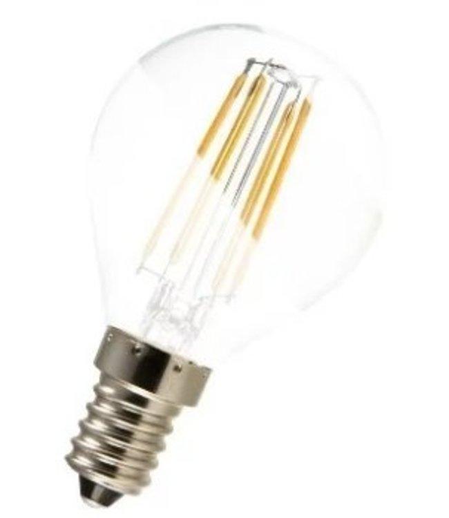 """BioLicht Pure-Z-Retro-led """"Candle"""" 3 Watt helder"""