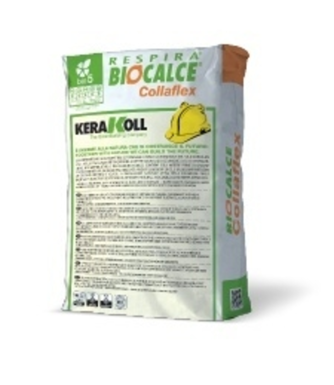 Kerakoll Biocalce Collaflex tegellijm, 25KG