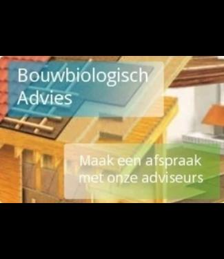 Bouwbiologisch advies, per uur