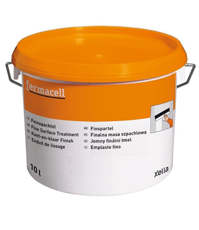 Fermacell Kant-en-klaar Finish, 10 liter