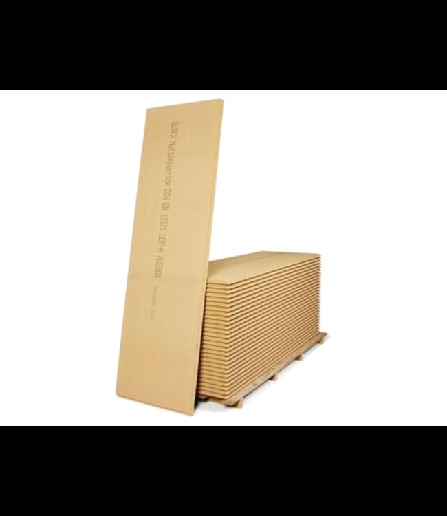 Gutex Multiplex-top, houtvezelisolatie, pallet