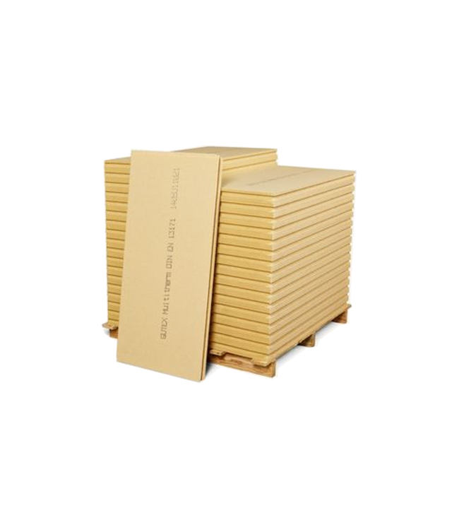 Gutex Multitherm  houtvezelisolatie, pallet