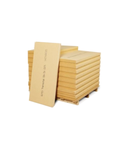 Gutex Thermoflat, pallet