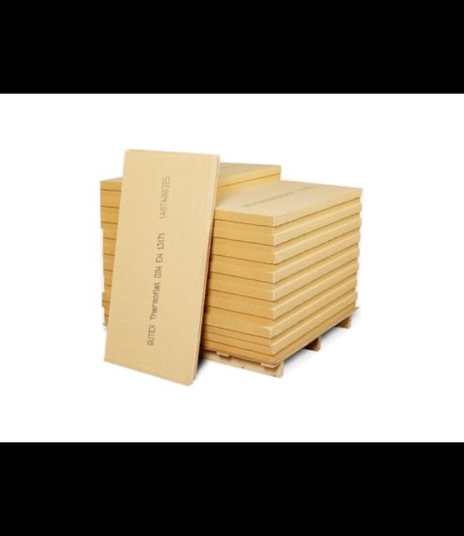 Gutex Thermoflat houtvezelisolatie, pallet