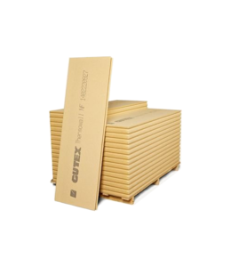 Gutex Thermowall, pallet