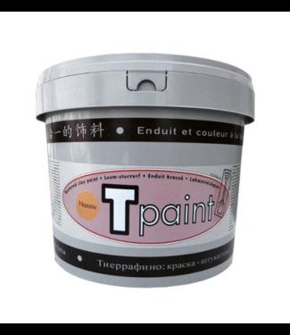 Tierrafino T-paint leemverf, wit