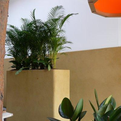 Groene kantoortuin Schijndel