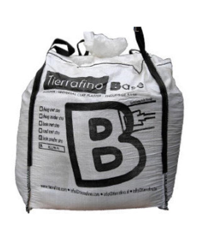 Tierrafino Base S1, met stro, bruin/oker leem, aardvochtig