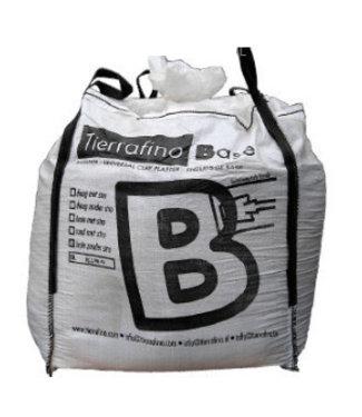 Tierrafino Base S II, zonder stro, bruinleem, droog