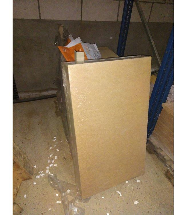 vloerisolatieplaat, 17mm, 10 per pak, 6.60 m2