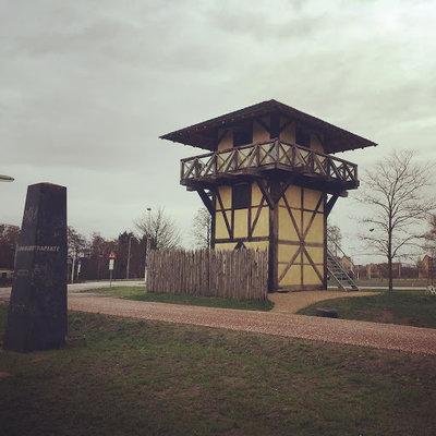 Romeinse toren Utrecht