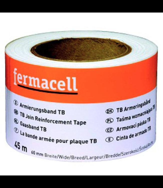 Fermacell Gaasband 60mm zelfklevend