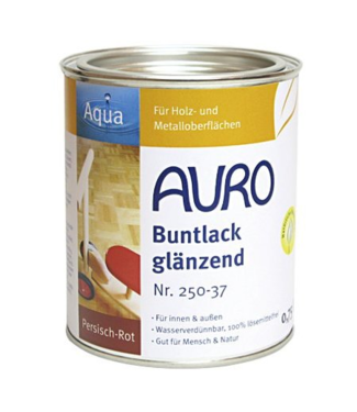 Auro Nr. 250 Glanslak, op kleur