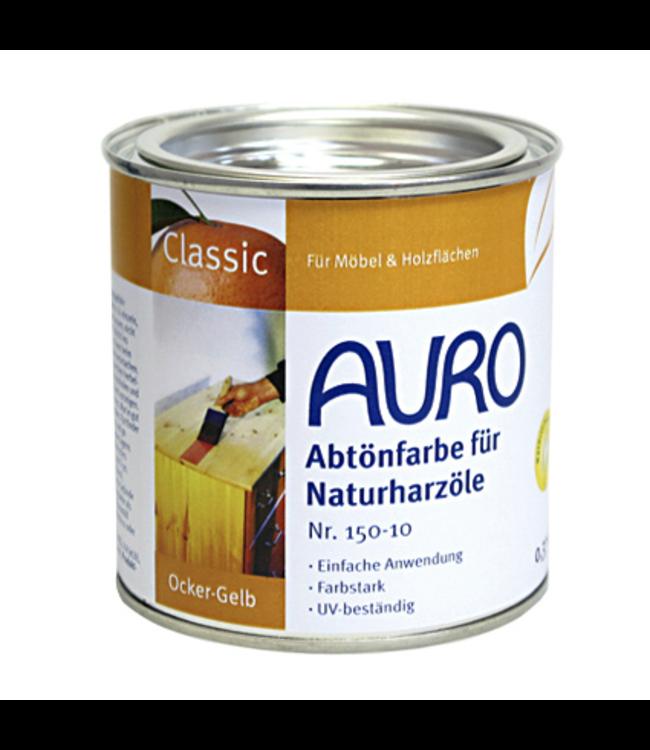 Auro Nr 150 olie mengkleuren