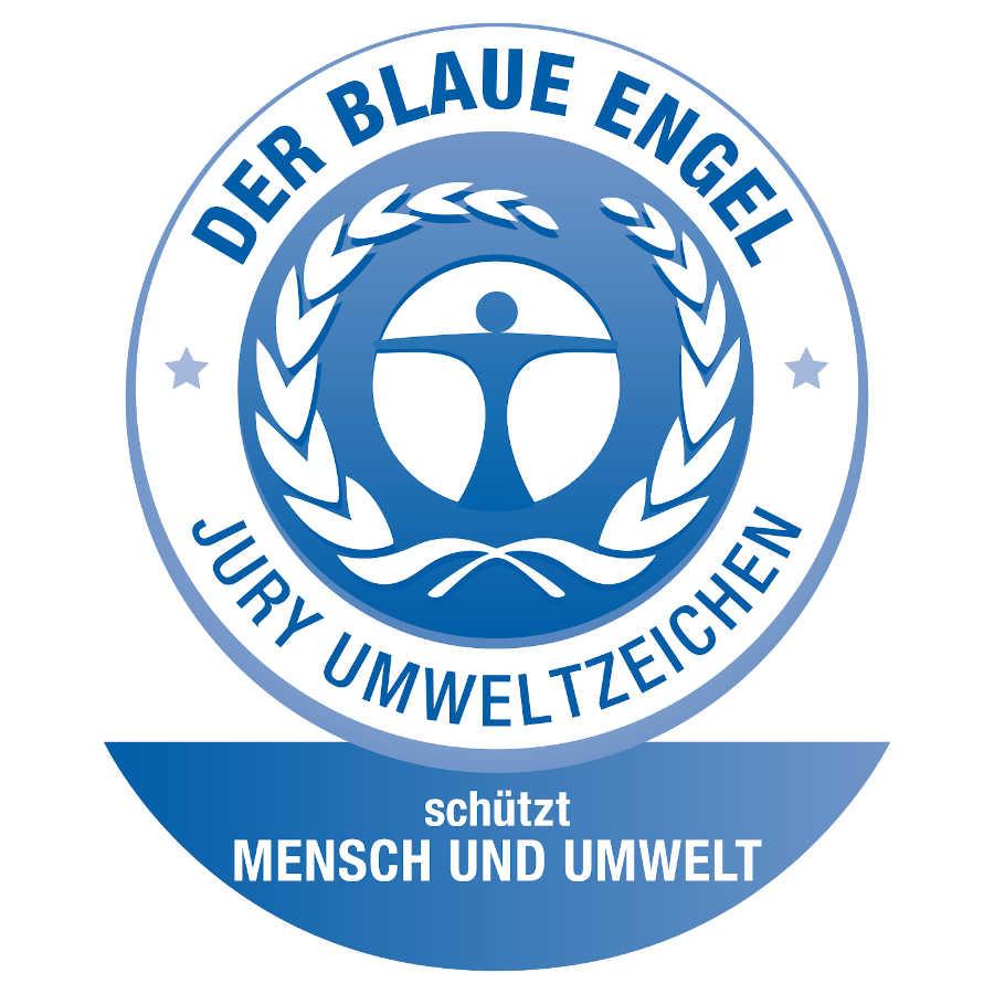 Der Blauer Engel certificaat