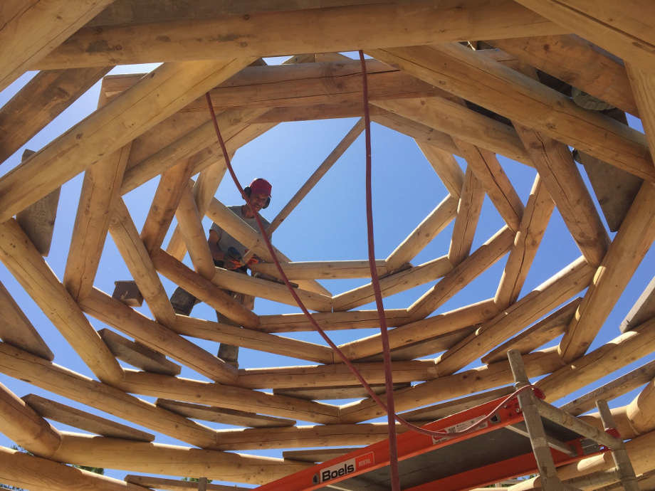 Bouw mee! Strobalen bouw van 9 t/m 11 juli ´20