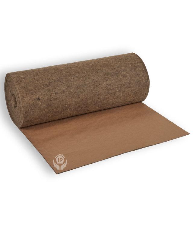 Isolena  Schapenwol ondervloer vilt, 3,5mm