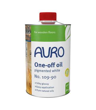 Auro Nr. 109-90 Eenmaalolie wit