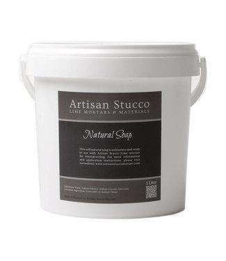 Artisan Stucco Kokos zeep