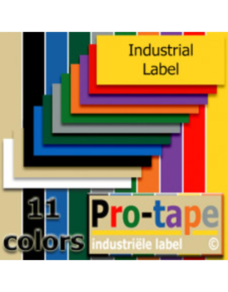 Infralub Pro tape Pro Tape (25 labels ) kleurcodering