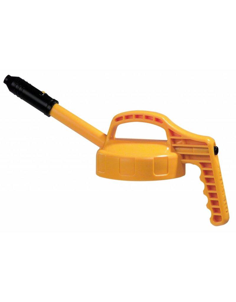 Oilsafe® Oil Safe Lange Tuit Deksel - Stretch Spout Lid