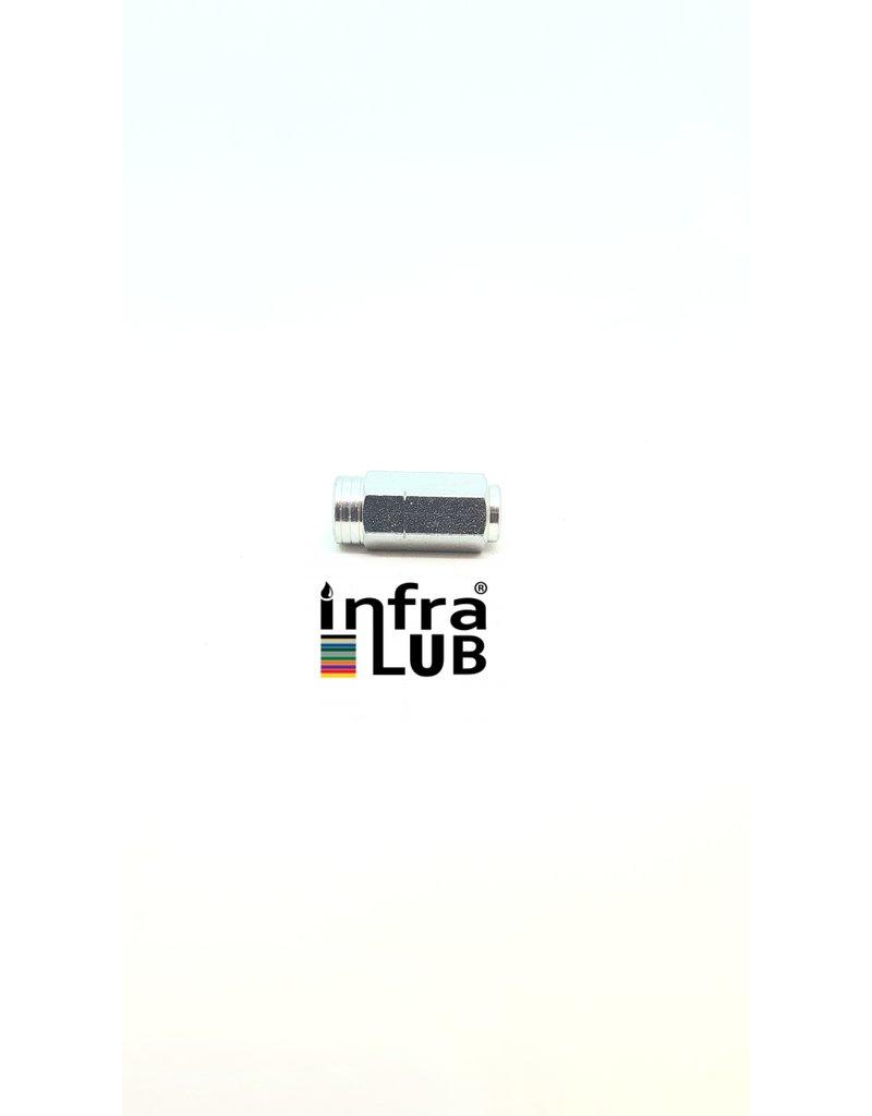 Schroefhuls voor HD Smeerslang 8,6 x 4