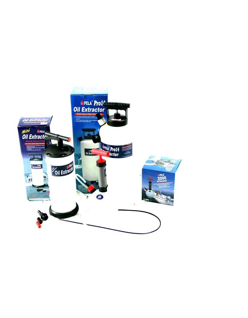 Pela Pela Olie Extractor 6.5 Liter