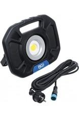 BGS COB-LED-werkspotlamp 40W-speakers 5W