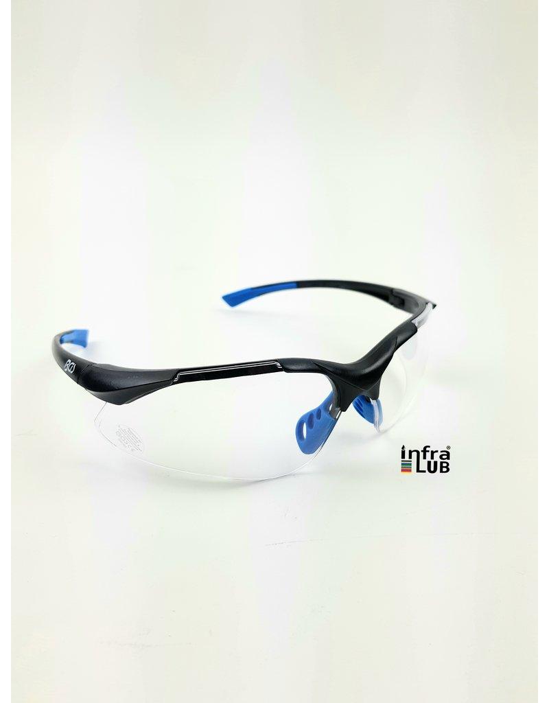 BGS BGS Veiligheidsbril transparant