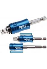 BGS 2-in-1 Magneethouder voor Bits en Doppen