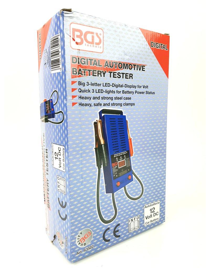 BGS Digitale accutester