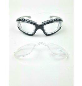 Bollé Safety Bollé veiligheidsbril op sterkte Clear