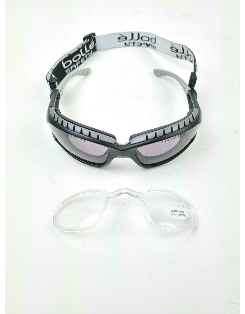 Bollé Safety Bollé SOSTRACKER adapter voor bril op sterkte