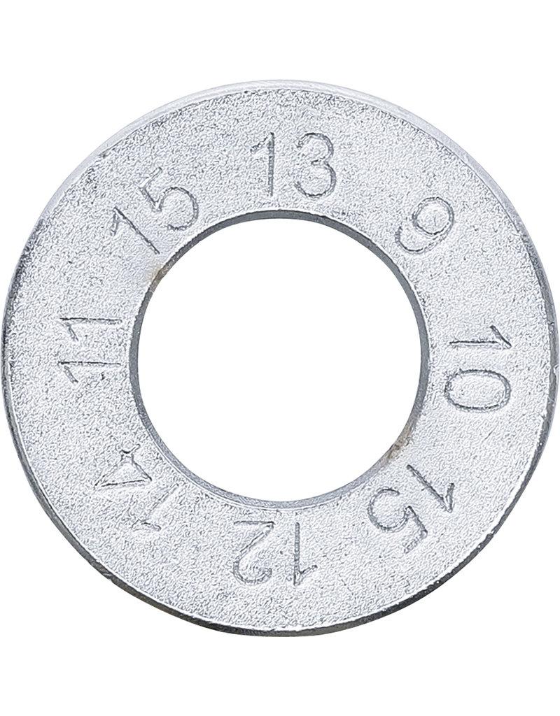 BGS Spakensleutel universeel | 7 maten | voor spaaknippels 9G - 15G