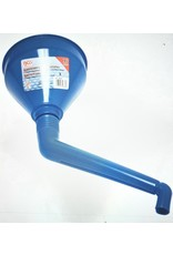 BGS Schuine olietrechter| brandstoftrechter |2 hoekig model | Ø 145 mm