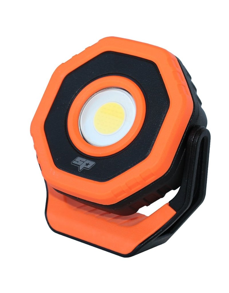 Sptoolseurope WERKLAMP - COB LED - COMPACT - 360° DRAAIBAAR
