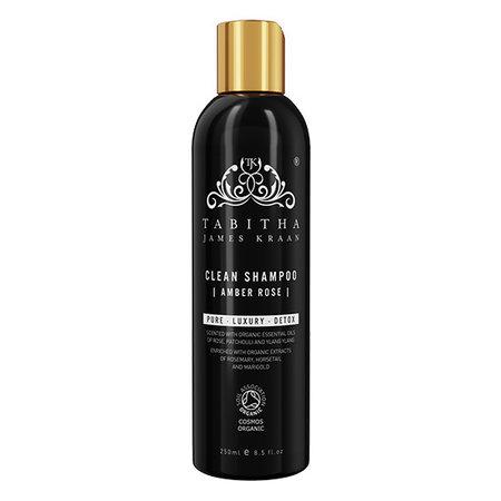 Tabitha James Kraan Clean Shampoo Amber Rose