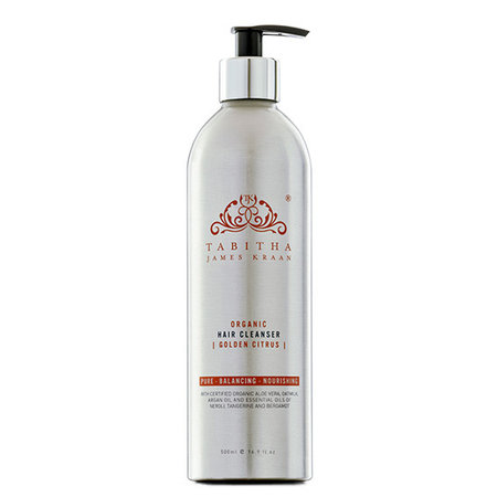 Tabitha James Kraan Hair Cleanser Golden Citrus