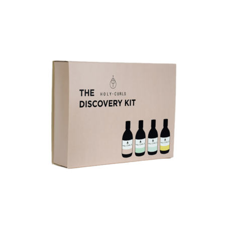 Holy Curls Holy Curls Discovery Kit