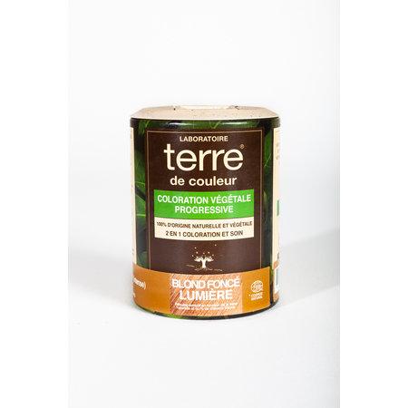 """Terre de Couleur Plantenkleuring """"Blond Foncé Lumière"""" 100gr"""