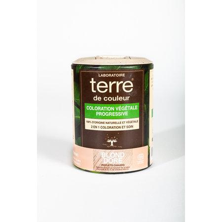 """Terre de Couleur Plantenkleuring """"Blond Doré"""" 100gr"""