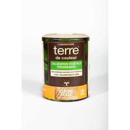 """Terre de Couleur Plantenkleuring """"Cuivre Doux"""" 100gr"""