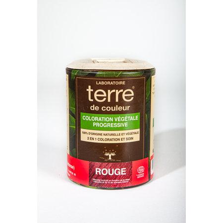 """Terre de Couleur Plantenkleuring """"Rouge"""" 100gr"""