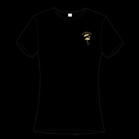 PureLou T-Shirt Flamingo