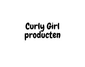 Curly Girl producten