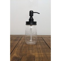 Ecoslay Mason Jar met pomp