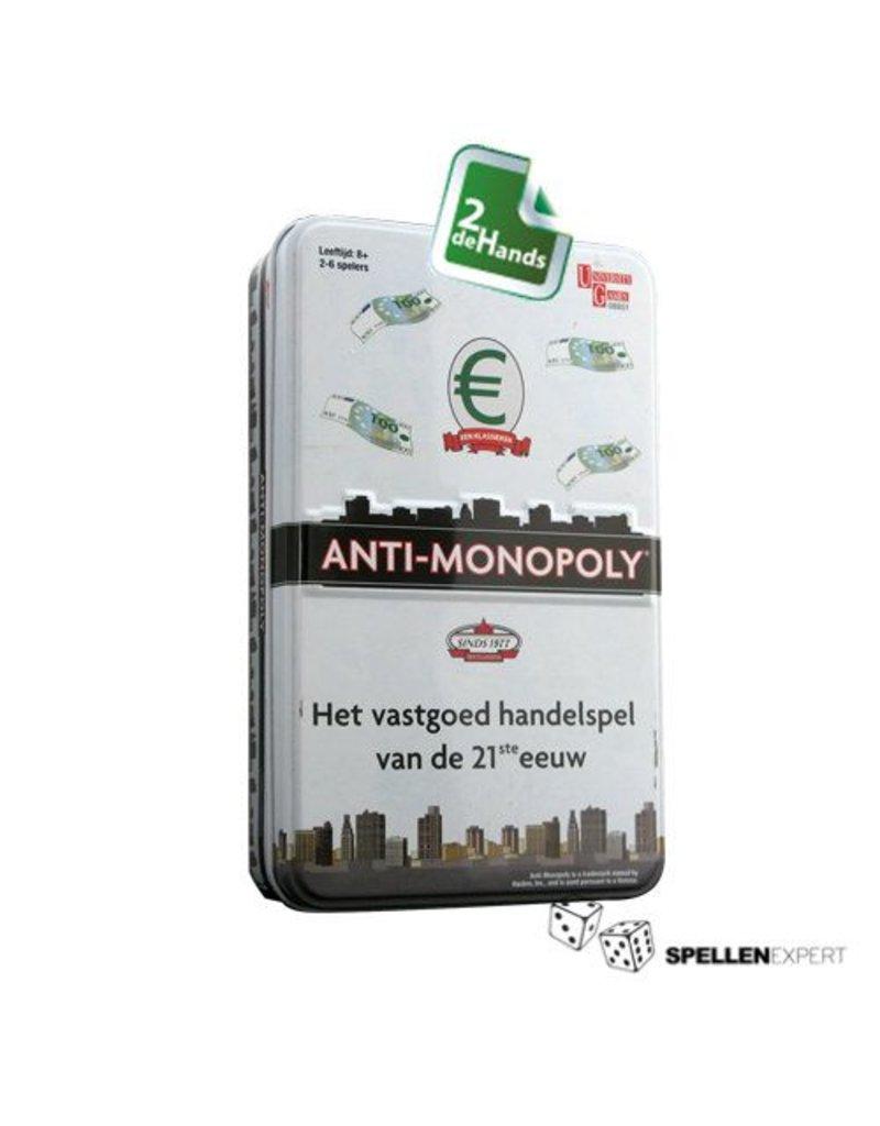 Anti-Monopoly - reis