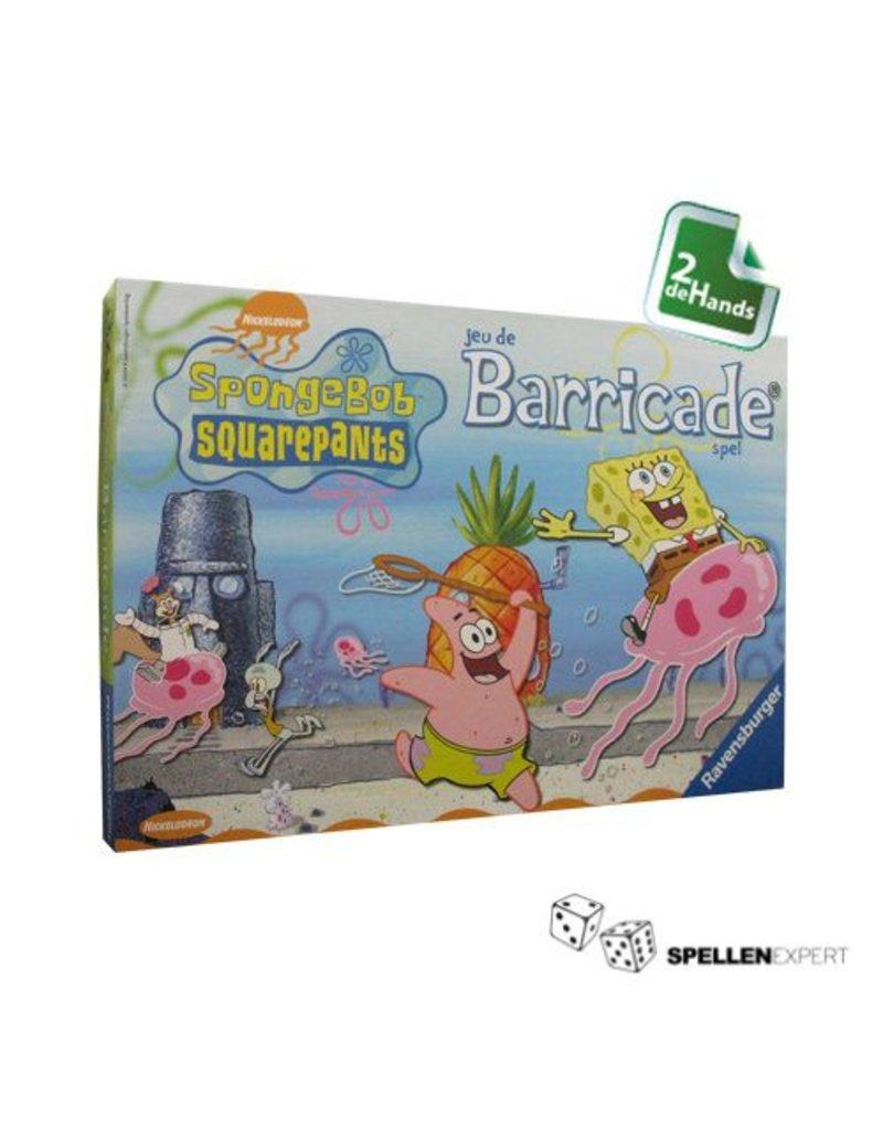Ravensburger Barricade Spongebob