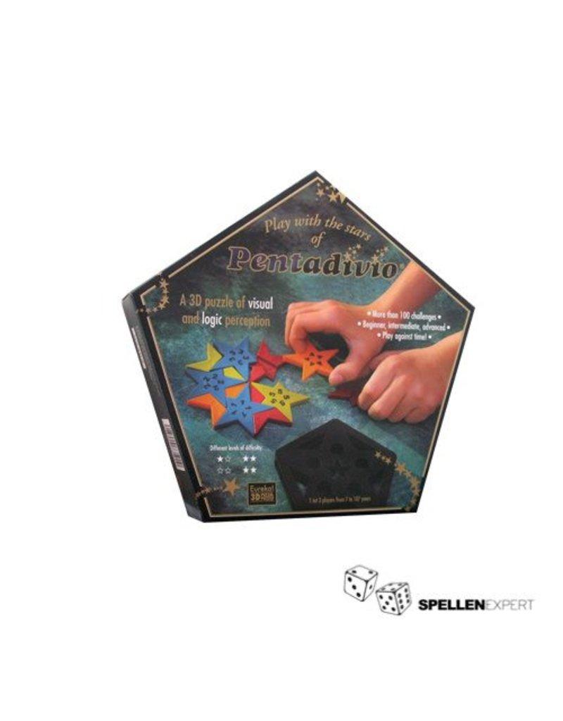 Cast Puzzle Combi 3D Puzzel